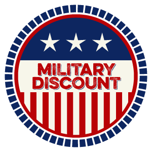 LTRC Landscaping Military Discount